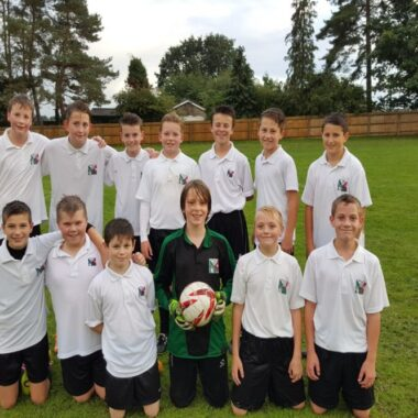 Football Match Report: 3-1 win vs Stowmarket High