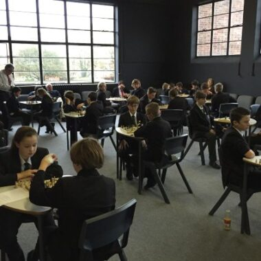 Cross Trust Chess Competition 2015