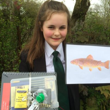 Success for Maisie at CTC Art Exhibition