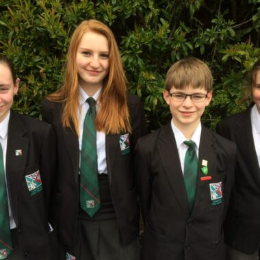 Ixworth Free School are regional champions in maths competition